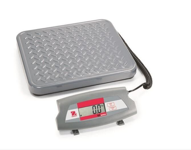 OHAUS Portable Bench Platform Scales Postal Shipping Scale For The Mail Room